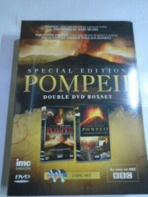 Pompeii - Special Edition (DVD, 2014, 2-Disc Set), new + sealed, D2