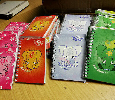 24 x Wholesale Spiral Kids School Office Birthday Party Writing Books Stationery
