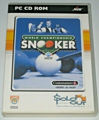 World Champ Snooker (PC Game)