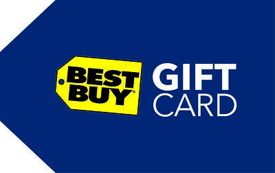 Best Buy Printed Gift Card $100 Value Free Priority Shipping