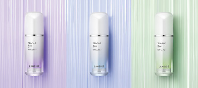 LANEIGE Skin Veil Base SPF 25 PA++No.40 Light Purple Makeup Korea Cosmetic 30ml