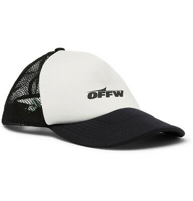8bfb73b4b24 Off-White C o Virgil Abloh Hat Wing Off Logo Baseball Cap Omla006E18A37003