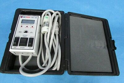 Netech LKG601 Electrical safety analyzer in case