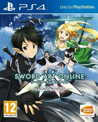 Sword Art Online - Lost Song PS4 neuf sous Blister