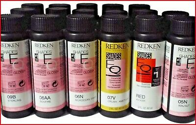 Redken Shades EQ Conditioning Color Gloss 2oz (Choose your Shades)