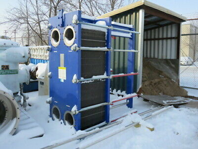 GEA Plate Heat Exchanger model NT250S BYF-150 , sku PT11315