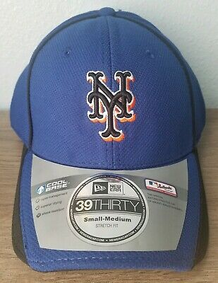 New York Mets - New Era 39Thirty Stretch Fit Baseball Cap Hat MLB - NEW  87c390686dad