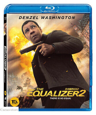 The Equalizer 2 ( Blu-ray ) Denzel Washington / Region A