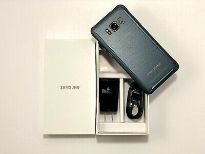 Samsung Galaxy S8 Active G892A Gray Gsm Unlocked At&T-T-Mobile-Cricket-Metro-Etc