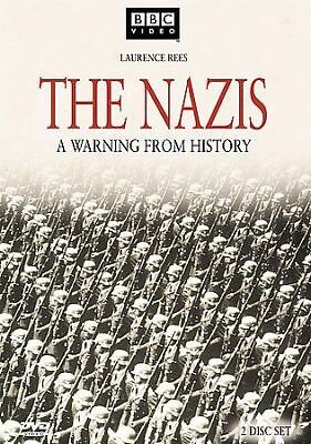 The Nazis: A Warning from History (DVD, 1997, 2-Disc Set, New, Factory Sealed)