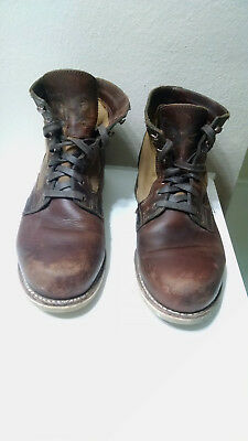 f91abfe0ebf WOLVERINE 1000 MILE White Pine Boots 9D