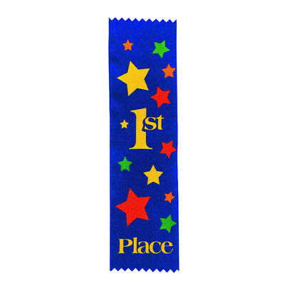 1st PLACE AWARD RIBBONS,KIDS CARNIVALS, PARTICIPATION,CLUBS