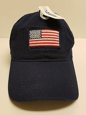 107f9845c21 MENS OLD NAVY CAP HAT ADJUSTABLE EMBROIDERED USA -  9.99