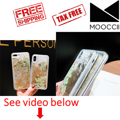 70ef3781cf QUICKSAND CAPINHA LIQUID Hard PC Case Cover For iPhone X 7 8 Xs Max ...