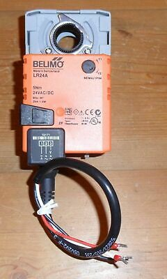 LR24A - BELIMO - Rotary actuator 24VAC/DC, 5 Nm