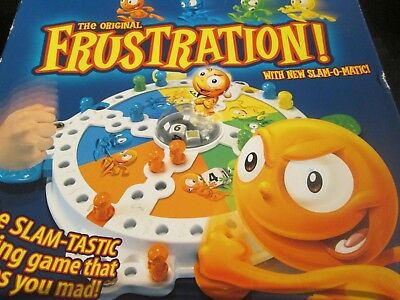 frustration board game  , new and sealed