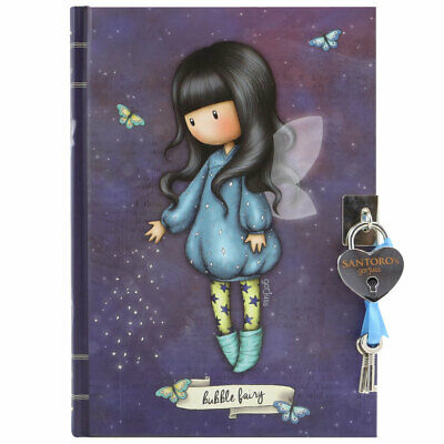 Carnet secret Gorjuss - Bubble Fairy