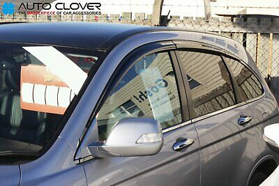 For Honda CRV 2007 - 2012 Wind Deflectors Set (6 pieces)