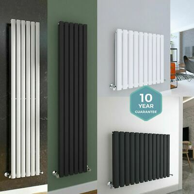 Horizontal Vertical Designer Radiator Column Oval Tube Panel Rad Central Heating
