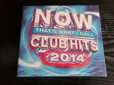 Various / Now That's What I Call Club Hits 2014 CD *NEW & SEALED*