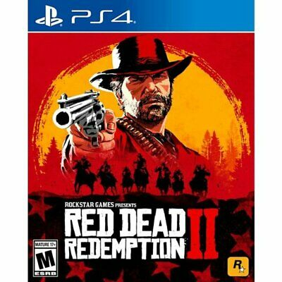 Red Dead Redemption 2 Ps4 - Playstation 4 - Gioco Europeo Eu