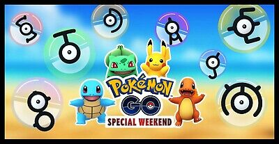"""Official Pokemon Go Japan Softbank """"Special Weekend"""" Event Tickets. JAPAN DIRECT"""
