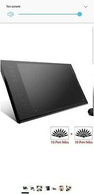 HUION INSPIROY Q11K V2 Wireless Graphic Drawing Tablet Tilt
