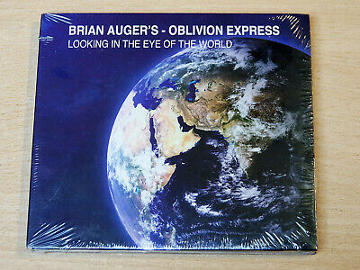 Brian Auger's Oblivion Express/Looking In The Eye Of The World/2008 CD Album