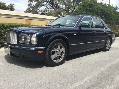 2001 Bentley Arnage Red Label Bentley Arnage Red Label, As Nice As They Come- All Books, Keys, MAKE OFFERS
