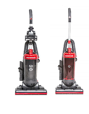 HOOVER Whirlwind WR71 WR01 Upright Bagless Vacuum Cleaner - Grey & Red 1