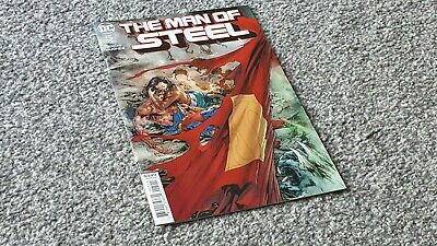 THE MAN OF STEEL #5 of 6 (2018) DC UNIVERSE