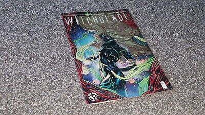 Witchblade #9 (2018) Top Cow/image Series