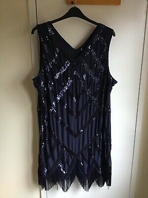 Gatsby Dress Size 22