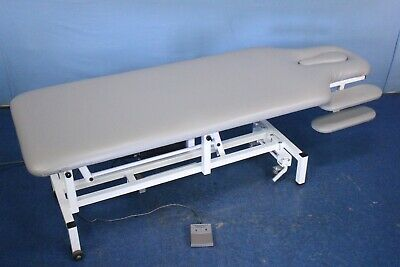Med Ortho 90A Power Chiropractic Table Therapy Table Massage Table with Warranty