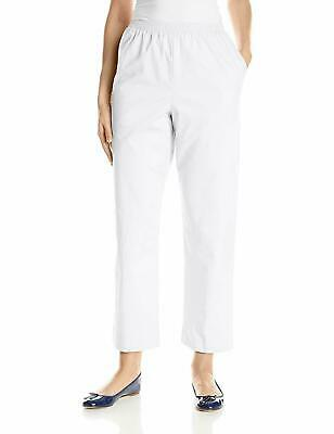 28b9d469ddc ALFRED DUNNER WOMAN S Stretch Pants Sz 8 Petite Proportioned Short ...