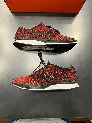 differently ff341 b1586 Two Size Nike Roshe Flyknit Running Premium Men s Shoes 365 8 RR85xwHrq