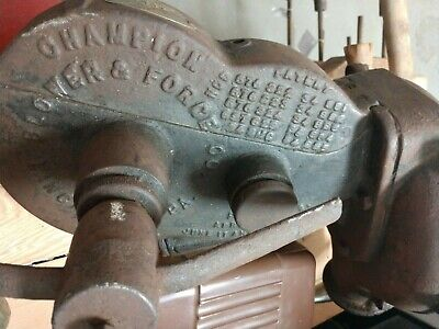 Forge Champion blower & forge Co. 400