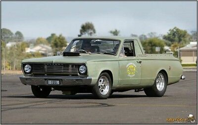 VC Valiant Ute Big Block Chrysler Dodge Plymouth Chev Drag