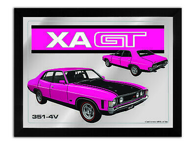 Bar Mirror-Picture-Art Suit Xa Gt Sedan Plum Enthusiast A3 Size 450Mm X 350