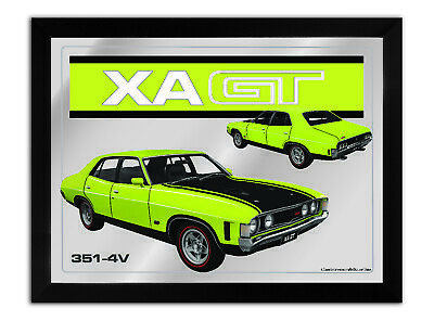 Bar Mirror-Picture-Art Suit Xa Gt Sedan Lime Enthusiast A3 Size 450Mm X 350Mm