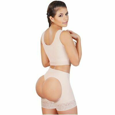 Faja Colombiana Salome Bbl Compression Powernet Short Original Butt Lift Clothing, Shoes & Accessories