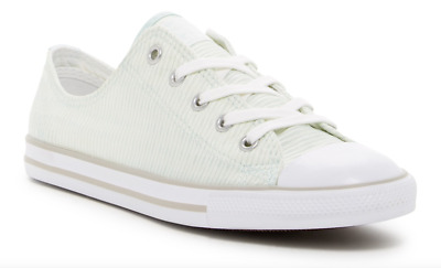 9cd71fcb3a9537 Converse Chuck Taylor All Star Dainty Low Top Sneakers Womens Athletic Shoes