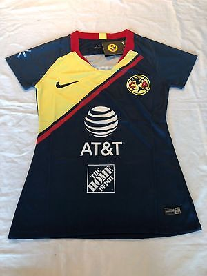 ee4853d236d New Club America Away Women's Soccer Jersey 2018/2019 Adults Mexico League