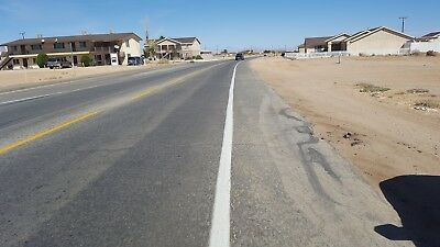 Nice Residential Lot In California City, Close To Schools, Park, Look