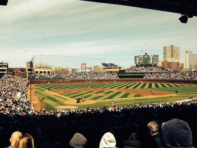 2 Padres @ Cubs 7/19/19 - Section 220, Row 9