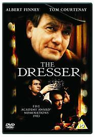 The Dresser DVD (2004) Albert Finney NEW UK