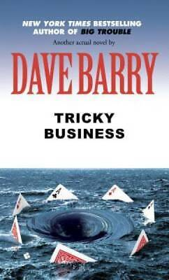 Tricky Business by Barry, Dave
