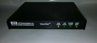 JPS Communications NXU-2A Network Extension Unit ROIP