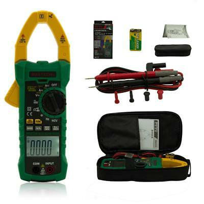 MS2115A Digital Clamp Meter Multimeters AC/DC Voltmeter Resistance Tester Kit