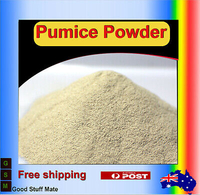 Au Seller Pumice Stone Powder Sand Soap Making Cosmetic Fine Grade Exfoliant